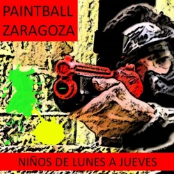 Paintball en Zaragoza...